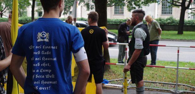 Die Identitäre Bewegung in Bayern