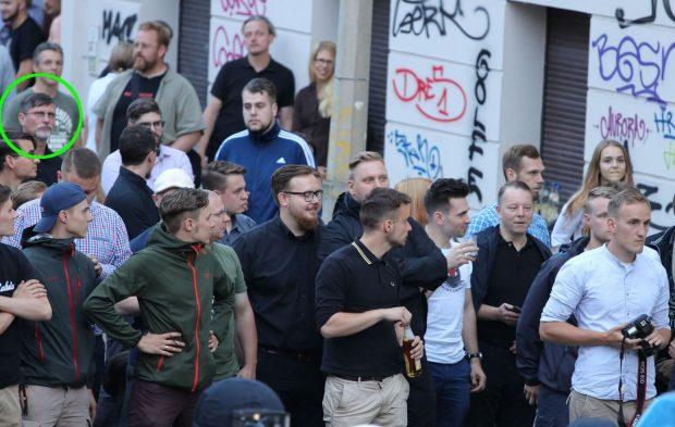 """Identitärer"" bei der Staatsanwaltschaft Rostock?"