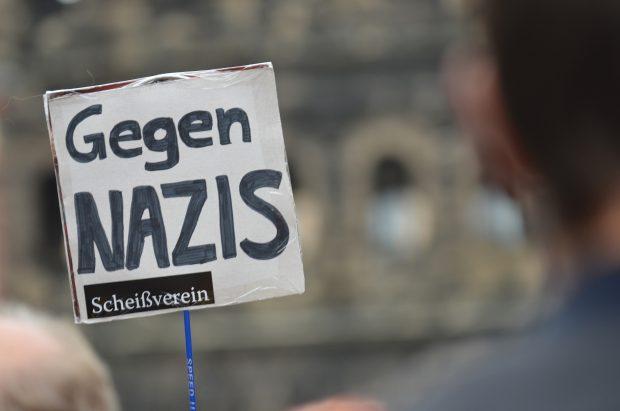 Trierer: Haben keine Lust auf Rassisten © Max Bassin