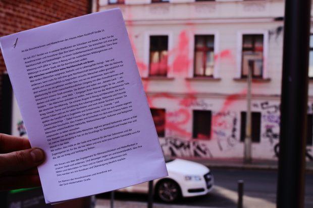 Streit um rechtsextremes Schulungszentrum in Halle
