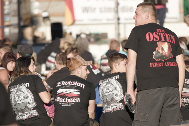 NPD im Erzgebirge: Neonazis träumen vom eigenen Staat