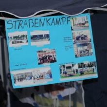 Neonazifest in Ostritz: Mit Tricks gegen die Pressefreiheit: Neonazis brüsten sich für Straßenkampf© Henrik Merker