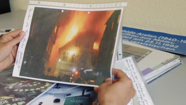 """""""Der zweite Anschlag"""": Noch immer träumt er von den Flammen"""