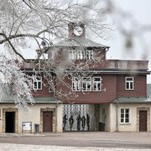 Rechtsextremismus: Das Konzentrationslager Buchenwald unterhielt seit 1943 eine Außenstelle in Leipzig. © Jan Woitas/dpa
