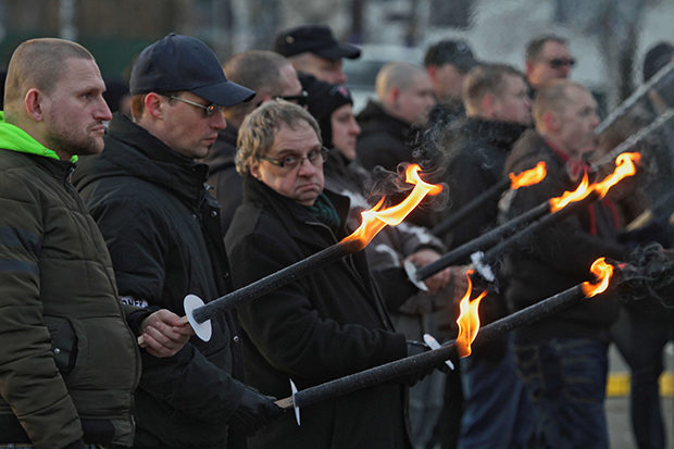 Rechtsextremismus – Wie Pegida die Tradition der NPD fortführt