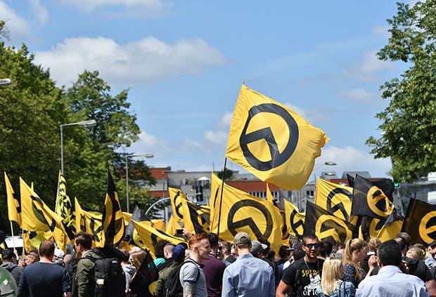 Österreich – Die Identitäre Bewegung in der Abwärtsspirale