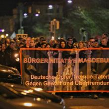 Bürgerinitiative in Magdeburg – Fackelmarsch mit AfD-Thesen