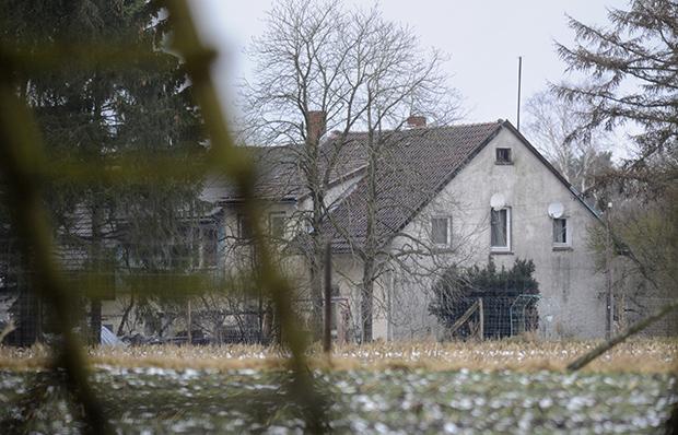 Eschede: Der Nahtz-Hof in Eschede, fotografiert 2011. © Alexander Körner/dpa