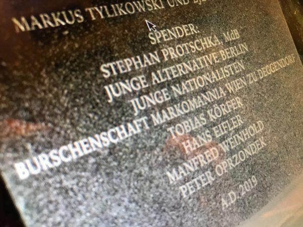 AfD löst mit Gedenkstein in Polen diplomatische Spannungen aus