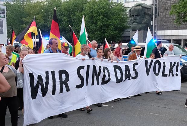 Rechtsradikalismus: Im Sachsen ist rechts außen fast schon normal