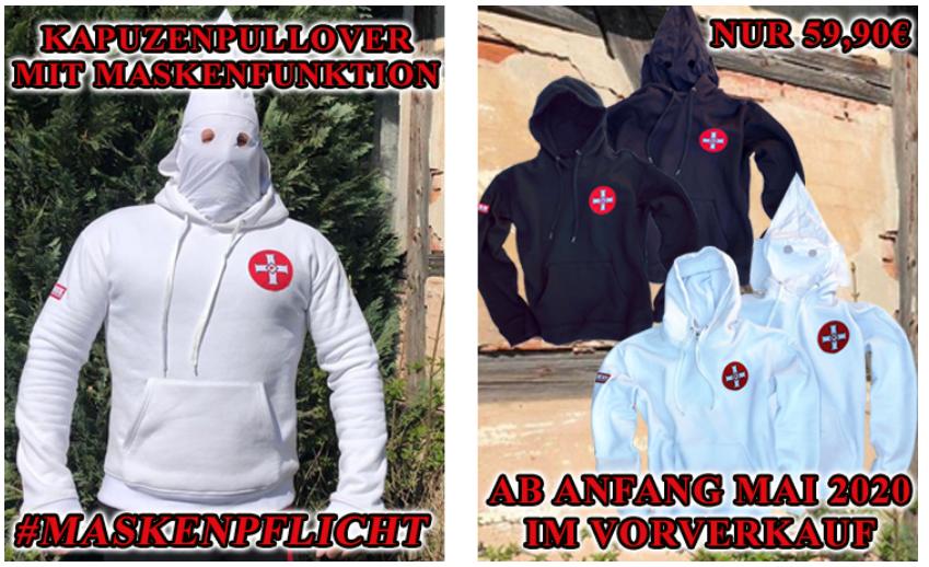 Neonazis: Mit Ku-Klux-Klan-Maske im Supermarkt - Störungsmelder