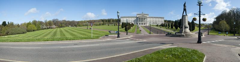 Stormont Parliamentary building
