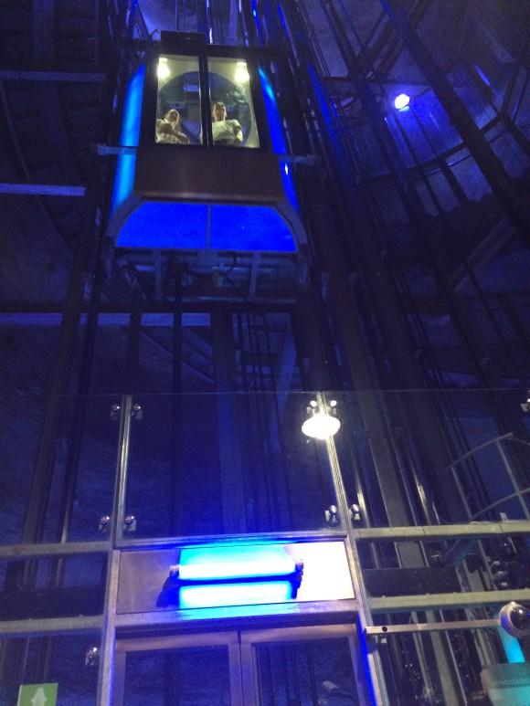 Lift im Schlossberg