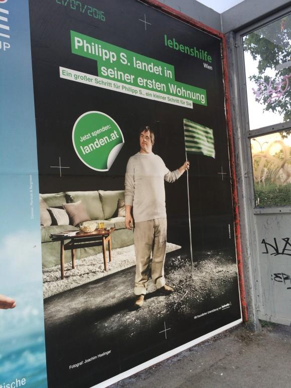 Kleenex und IKEA: Werbung mit behinderten Menschen