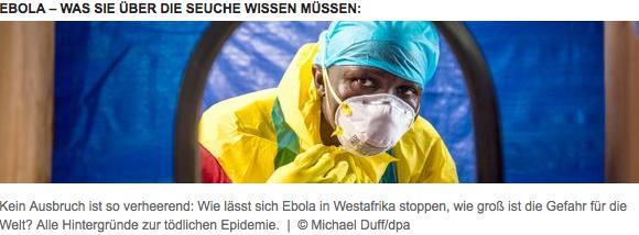 ebola-themenseite
