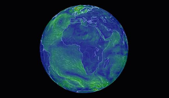 Screenshot von Cameron Beccarios Daten-Visualisierung