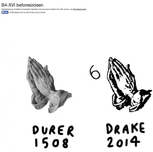 Hip-Hop-Alte Meister-Drake