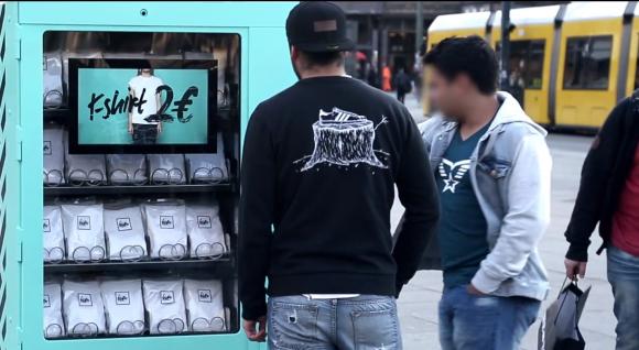 Der Automat © Screenshot, YouTube