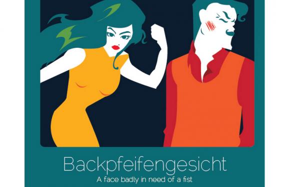 Backpfeife