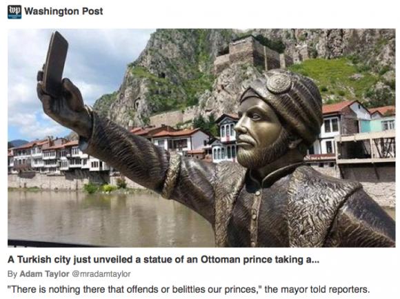 Türkei_Statue_Selfie