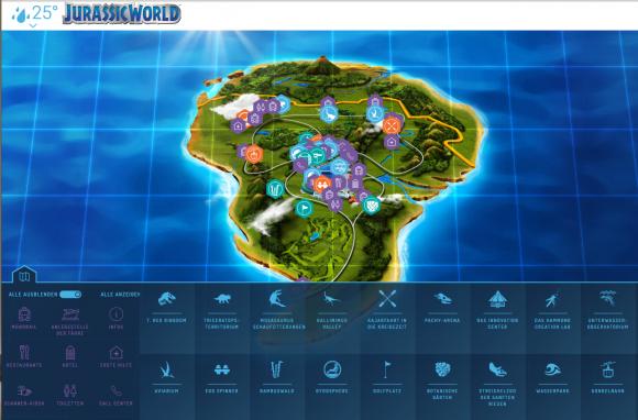 "Screenshot ""Jurassic World"""
