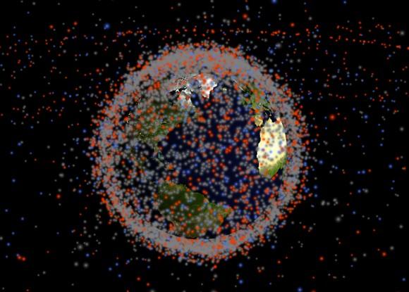 Weltraumschrott: Von wegen unendliche Weiten!