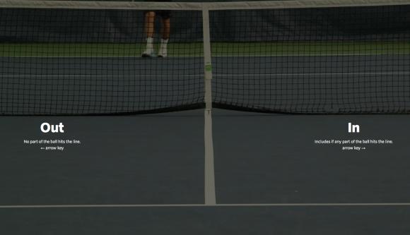 Einmal Tennis-Schiri sein
