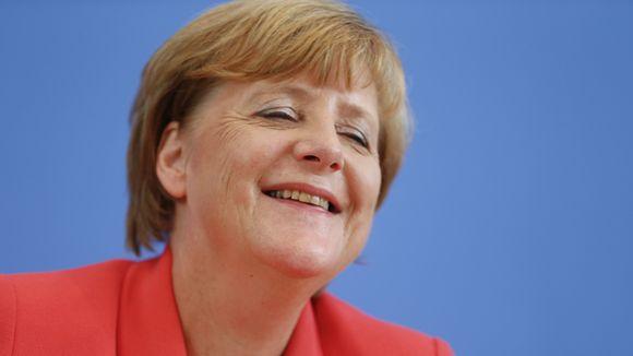 Zehn Jahre Angela Merkel in zehn Grafiken