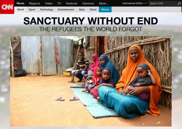 Die vergessenen Menschen im weltgrößten Flüchtlingscamp