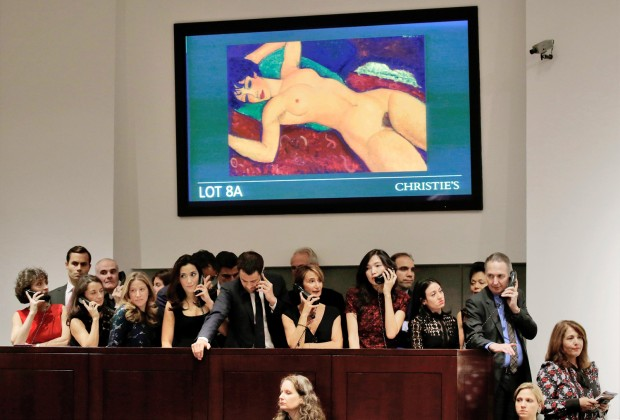 Modigliani: 170 Millionen sind da nix