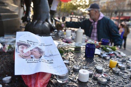 Die Opfer von Paris