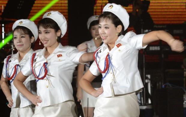 Moranbong, die Girlband aus Nordkorea