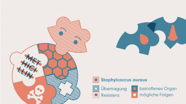 Ein Atlas voller Bakterien