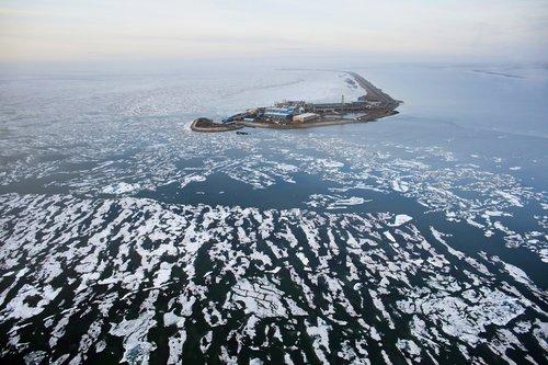 Das Rennen Um Das 214 L Der Arktis