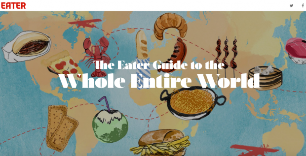 Der ultimative globale Food Guide