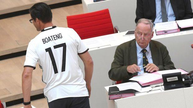 CDU-Mann zeigt Alexander Gauland den Boateng