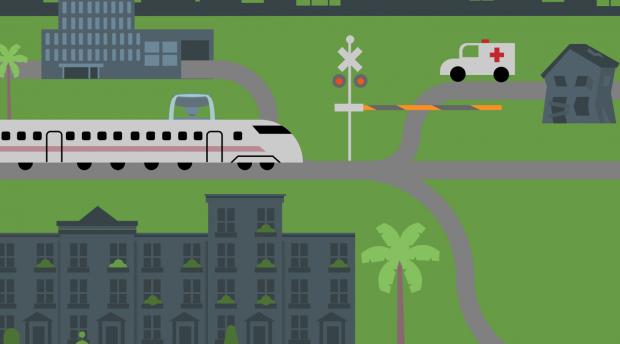 Bahn, Straßen, Häuser – vieles davon gehört in den USA Private-Equity-Firmen. © Screenshot NYTimes.com