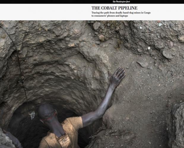 Wie Minenarbeiter ihr Leben für unsere Smartphones gefährden