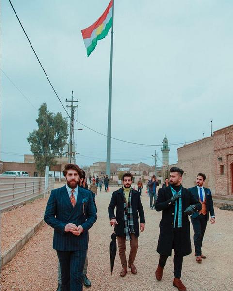 Die Dandys von Erbil