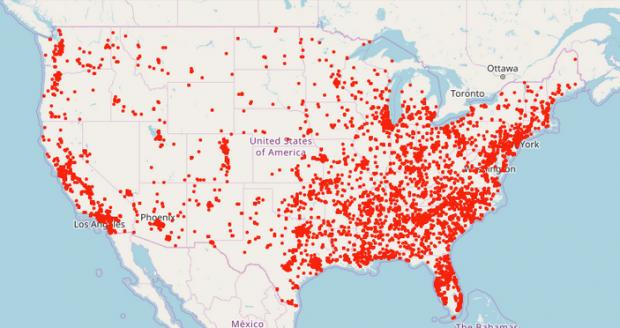 Waffen in den USA: 13.203 zu viele Tote