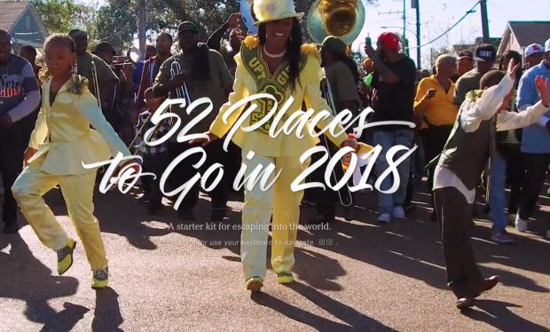 Globetrotter: Diese Orte müssen Sie 2018 bereisen