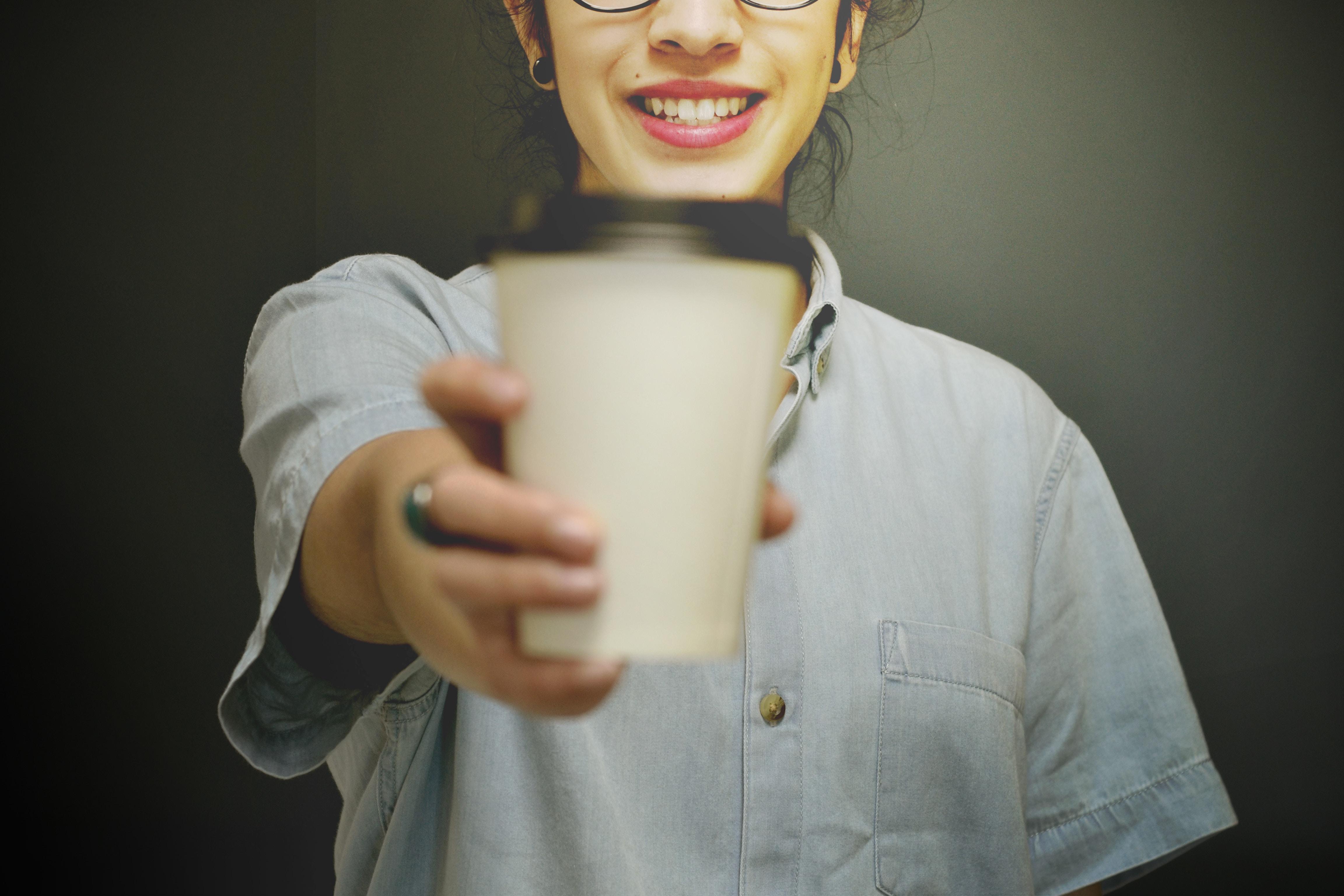 Die EU kostet uns weniger als eine Tasse Kaffee am Tag