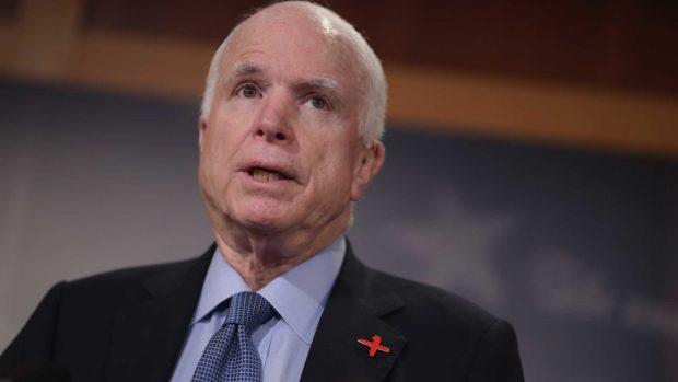 John McCains Abschiedsbrief ist ein Appell gegen die Spaltung