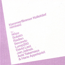 Cover Kammerflimmer Kollektief
