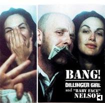 Cover Dilinger Girl