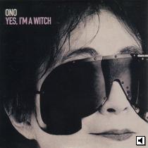 Yoko Ono Witch