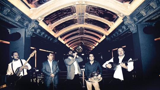 Die Band Kirika (© Trikont)