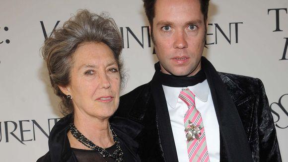 Kate McGarrigle und ihr Sohn Rufus Wainwright 2008 (© Getty Images)