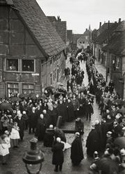 Kreuztracht Wiedenbrück 1927