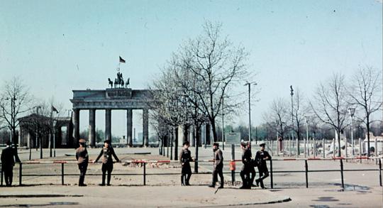 S86 Brandenburger Tor Ddr